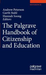 Wilkins, A. 2018. Neoliberalism, citizenship and education: A policy discourse analysis. In A. Peterson, G. Stahl and H. Soong (eds) The Palgrave Handbook of Citizenship and Education. Palgrave: Basingstoke