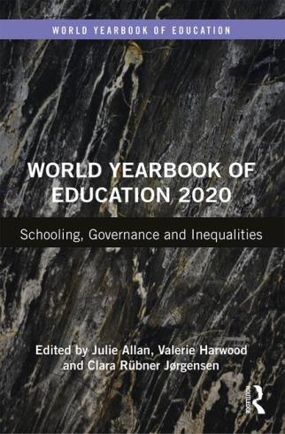 Wilkins, A. 2019. Technologies in rational self-management: Interventions in the 'responsibilisation' of school governors. In J. Allan, V. Harwood and C.R. Jørgensen (eds) World Yearbook of Education 2020: Schooling, Governance and Inequalities. Routledge: London and New York, pp. 99-112